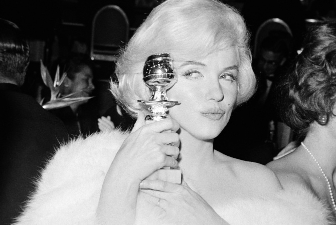 """1959 Best Actress in a Comedy"" March 8, 1960 Golden Globe Awards"