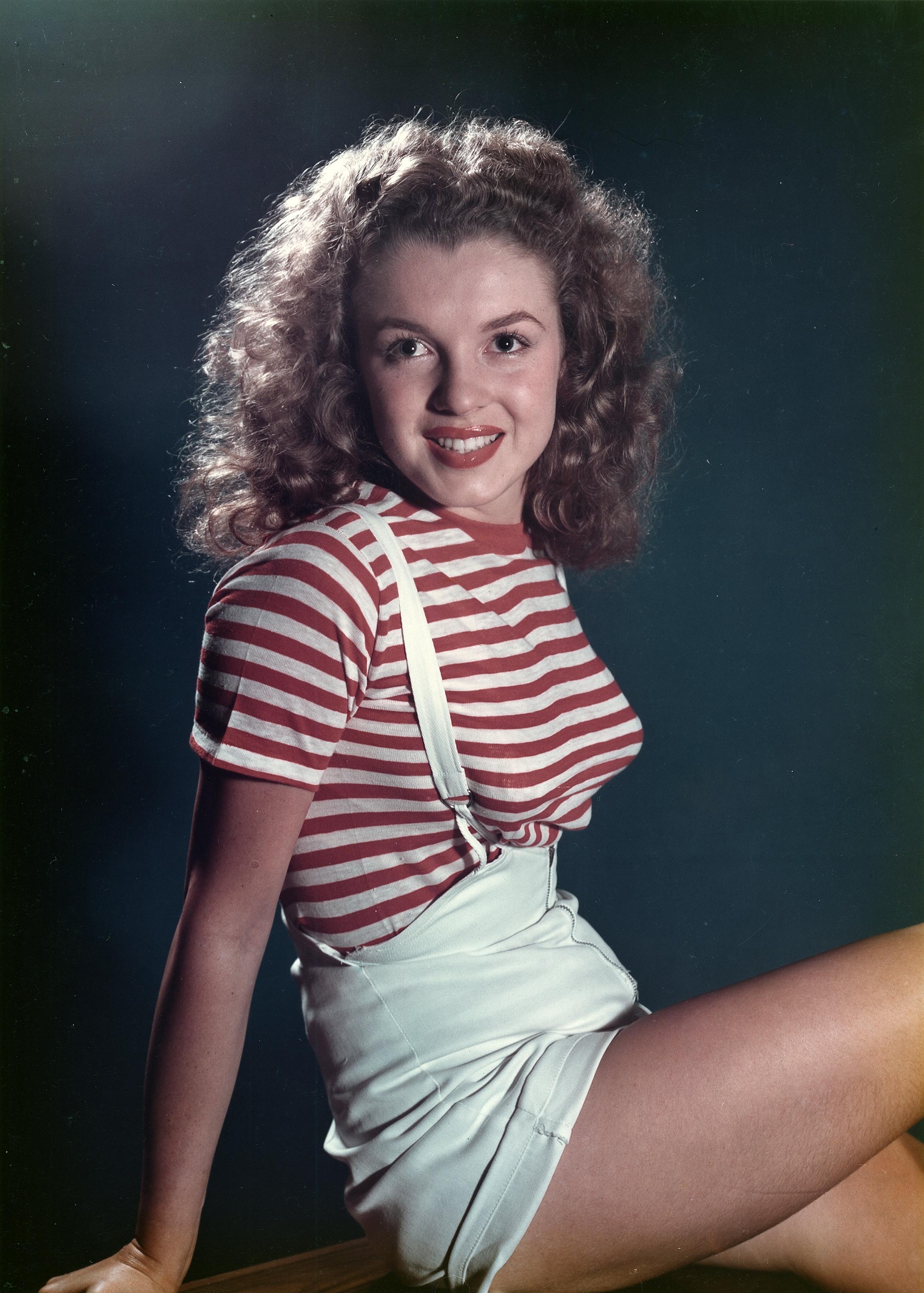 """Résultat de recherche d'images pour """"Marilyn Monroe and david conover"""""""