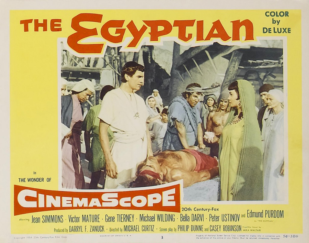 Poster - Egyptian, The_10