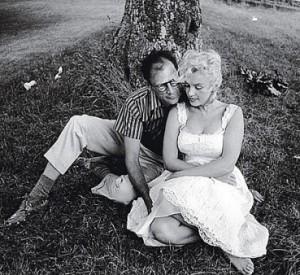 Marilyn and Arthur at Roxbury
