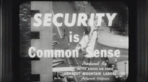 Security is Common Sense