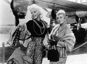 Jayne with Joan Blondell in Will Success Spoil Rock Hunter?