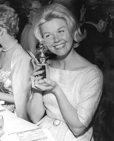 At the 1960 Golden Globes