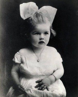 Lucy As A Child